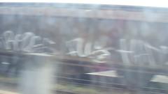 1427 (en-ri) Tags: fus hadz bianco tag train torino graffiti writing treno merci freight video
