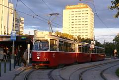 2007-09-29, Wien, Kurzentrum Oberlaa (Fototak) Tags: tram strassenbahn bim wien austria wvb e2 c5 ligne67 4312 1512