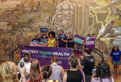 2018.07.17 #ProtectTransHealth Rally, Washington, DC USA 04693