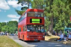 MCW Metrobus B69 WUL (stavioni) Tags: mcw metrobus london transport red double decker bus b69wul