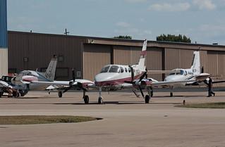N340JG Cessna 340