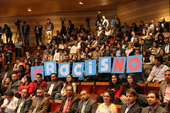 RacisNo (Secretaría de Gobierno Bogotá) Tags: racisno bogota secretariadegobierno migueluribeturbay evento oim chocquibtown
