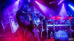 Iced Earth live in Kraków 2018 fot. MNTS Łukasz Miętka_-11