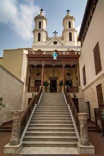 Saint Virgin Mary (Hanging Church), Cairo, Egypt