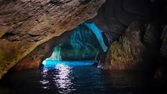 Blu mare (Luc1659) Tags: mare grotta ponza italy sea blu cave luce colors
