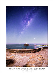 Milky Way sky over Pittwater Barenjoey Headland (sugarbellaleah) Tags: stars milkyway sky universe galactic galaxy solarsystem mars planets water pittwater ocean seascape northernbeaches barenjoeyheadland lighthouse lookout view night evening landscape scenery australia thisisaustralia westhead nsw