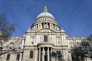 St Paul's Cathedral in London  -  (Selected by GETTY IMAGES)