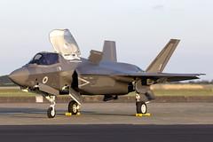 ZM148_F-35BLightningII_UKLightningForce_MRM_Img02 (Tony Osborne - Rotorfocus) Tags: lockheed martin f35 f35b lightning united kingdom royal air force navy fleet arm 2018 raf marham vtol