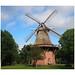 Die Windmühle im Freilichtmuseum in Bad Zwischenahn