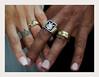 aliança/anel (Mvdsds) Tags: casamento cartorio esposa marido familia anel aliança corinthians papelada terno black woman man family married