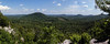 Panorama from Sphinx overlook (MarksPhotoTravels) Tags: naturepreserve ninetimesforest pickenscounty southcarolina