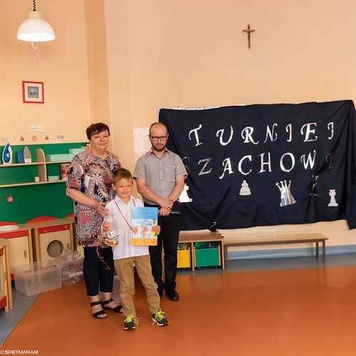 VIII Turniej Szachowy Przedszkolaków o Mistrzostwo Świdnicy-110