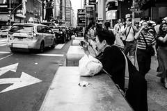 DSCF1115 (drkotaku) Tags: candids fujixt2 manhattan newyorkcity streetphotography timessquare