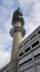 Yle Transmission Tower  / Pasilan linkkitorni (hugovk) Tags: yle transmission tower pasilan linkkitorni yletransmissiontowerpasilanlinkkitorni helsinki helsingin uusimaa finland geo:locality=helsinki geo:county=helsingin geo:region=uusimaa geo:country=finland camera:make=samsung camera:model=smg950f exif:orientation=rotate90cw exif:exposure=11164 exif:aperture=17 exif:isospeed=40 exif:exposurebias=0 exif:flash=noflash exif:focallength=42mm meta:exif=1529745513 hvk hugovk samsung smg950f samsungsmg950f cameraphone s8 samsungs8 galaxys8 samsunggalaxys8 2017 october autumn syksy