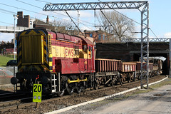 08798 6C05 (Cumberland Patriot) Tags: ews english welsh scottish railway ee class 08 08798 shunter