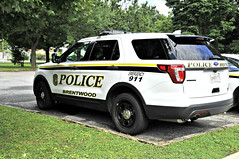 Police Cruiser (Throwingbull) Tags: brentwood maryland md incorporated city town municipal municipality prince georges county co police dept department suv cruiser vehicle car law enforcement