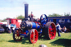 Fowler Traction Engine Elsa (SR Photos Torksey) Tags: steam transport traction engine rally road show vehicle fowler elsa
