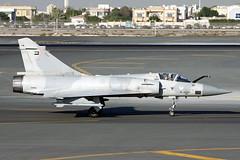 724_DassaultMirage2000-9_UAEAF_DXB (Tony Osborne - Rotorfocus) Tags: deuxmille united arab emirates air force uaeaf mirage 2000 dassault dubai airshow 2011 uae 20009