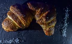DSC_0639-2 (..Claudia..) Tags: croissant cornetti breakfast homemade food cibo sfoglia colazione nikon