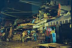 ddd (1)Web (JarenDrew) Tags: vietnam hochiminh saigon film analogue 120 mediumformat portra urban city night dark alley cyberpunk newtopographics gsw690iii portra800 staybrokeshootfilm ishootfilm vaporwave asia southeast travel urbanexplorer filmcommunity analoguefeatures urbanexploration surreal nowhereplaces