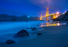 Marshalls Beach (J.T. Dudrow Photography) Tags: sanfrancisco goldengate goldengatebridge bayarea bridge california northerncalifornia