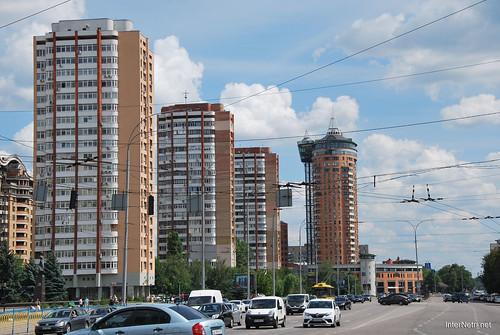 Київ, бульвар Лесі Українки  InterNetri Ukraine 261
