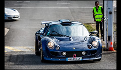 Lotus Exige S1 (2000) (Laurent DUCHENE) Tags: lesgrandesheuresautomobiles automobile automobiles auto autodrome motorsport car linasmontlhéry 2017 lotus exige s1