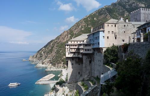 Монастырь Дионисиат / Dionysiou Monastery