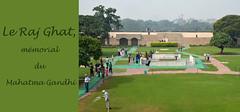 2012 10 21 Delhi2 Le Raj Ghat-01 (bimbodefrance) Tags: inde india delhi
