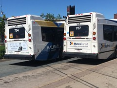 Comparison In Livery (The Halifax Transit Fan!) Tags: hfxtransit hfxtransitroute9a hfxtransitroute1 hfxtransit757 hfxtransit754 halifaxmetrotransit halifaxtransit canadianpublictransit publictransit canadiantransit