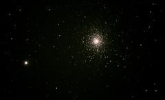 Messier 5 (vishal anand) Tags: astrophotography astronomy globular cluster skies stars montebello canon
