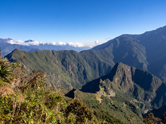 Machu Picchu, From the Top of Mount Machu Picchu 1