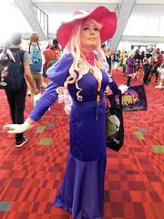Vivian (Wrath of Con Pics) Tags: momocon momocon2018 cosplay supermariobros vivian papermario