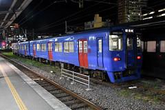 JR Kyushu KiHa 200-12, Nagasaki (Howard_Pulling) Tags: japan rail railway zug bahn train trains trainsinjapan japanese howardpulling photo picture gare