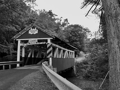 Burkholder / Beechdale Covered Bridge (George Neat) Tags: burkholder beechdale covered bridge garrett county somerset old historical scenic landscapes georgeneat neatroadtrips patriotportraits pa pennsylvania