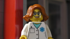 Director for Urgent Care - Clare Cullet (rh1985moc) Tags: hospital lego england health service surgery ambulance medical centre