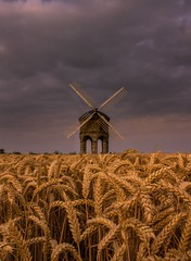 Chesterton Windmill (gaztotalmods) Tags: