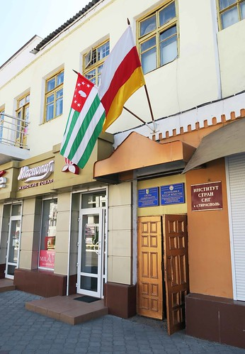 Embassies of Abkhazia and South Ossetia