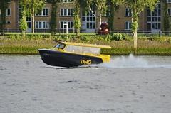 Watertaxi (Hugo Sluimer) Tags: portofrotterdam port haven nlrtm onzehaven rotterdam watertaxi zuidholland nederland holland