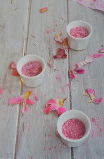 sucre à la rose :-)