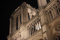 Paris (zmotoly) Tags: paris france february février cathédrale notredame cathedral notre dame night nuit