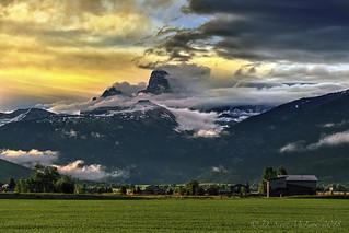 Teton Valley Dawn