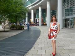 Milano - Palazzo Lombardia (Alessia Cross) Tags: crossdresser tgirl transgender transvestite travestito