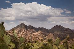 Bagdad Arizona (Kyle French) Tags: arizona az rocks landscape clouds monsoon summer desert mountain