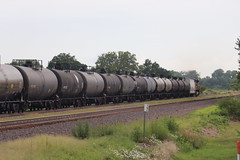 58236 (richiekennedy56) Tags: unionpacific sd70ace up8985 jeffersoncountyks kansas perry railphotos unitedstates usa