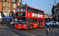 VP536 Metroline (KLTP17) Tags: vp536 lk04cuu metroline 460 ac willesden london bus volvo president