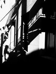 Shadow (Jean-Philippe Abso) Tags: streetphotography streetphoto street bnwstreet streetview marseille shadow