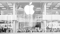 No apple no life (janetcmt's pictures) Tags: rx100 rx100m3 applestore
