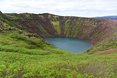 Kerid Crater, Iceland (wortenoggle) Tags: kerid crater iceland volcanic
