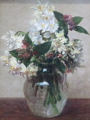 Fleurs de printemps (1878), Henri Fantin-Latour - Musée Cantini, Marseille (13) (Yvette G.) Tags: printemps henrifantinlatour marseille bouchesdurhône 13 provencealpescôtedazur paca musée muséecantini